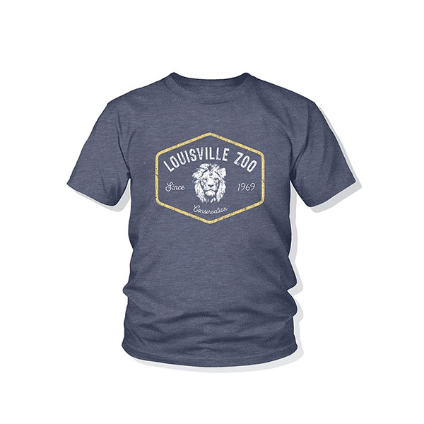 YOUTH DISTRICT LION TEE